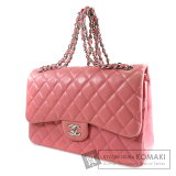 CHANEL[Chanel] Classic COCO Mark Shoulder Bag lambskin Women Second hand