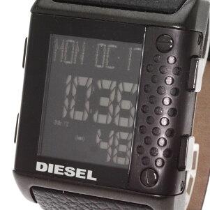 DIESEL【ディーゼル】DZ-7122腕時計ステンレス/レザーメンズ【】