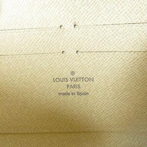 LOUISVUITTON【ルイ・ヴィトン】ジッピーウォレットN60015長財布(小銭入れあり)ダミエキャンバスレディース【】