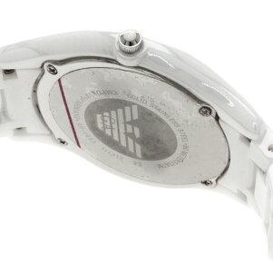 EmporioArmani【エンポリオ・アルマーニ】AR-1443腕時計セラミック/セラミックレディース【】