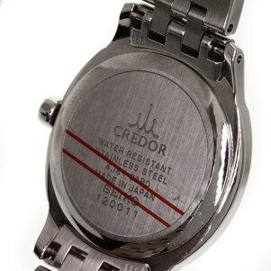 SEIKO【セイコー】4J81-OARO/GSAS955クレドールダイヤモンド腕時計ステンレス/ダイヤモンドレディース【】