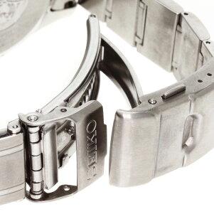 SEIKO【セイコー】5R66-0AD0プロスペックマリーンマスター腕時計チタン/チタンxSSメンズ【】