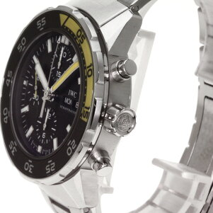 IWC【インターナショナルウォッチカンパニー】IW376708アクアタイマー腕時計ステンレス/SSメンズ【】