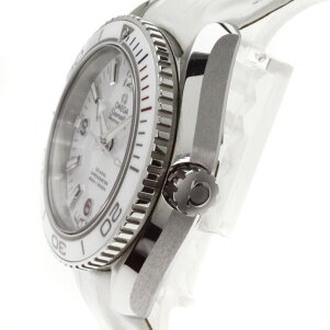 OMEGA【オメガ】522.33.38.20.04.001シーマスタープラネットオーシャンソチオリンピックモデル腕時計ステンレス/アリゲーターレディース【】