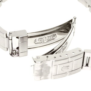 ROLEX【ロレックス】Ref.14270オイスタパーペチュアルエクスプローラー腕時計ステンレス/SSメンズ【】