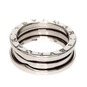 BVLGARIB-zero1リング・指輪K18ホワイトゴールドレディース【】【ブルガリ】