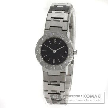 BVLGARI BB23SSD 腕時計 ステンレス/SS レディース 【中古】【ブルガリ】