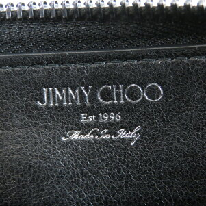 JimmyChooスタースタッズ長財布(小銭入れあり)レザーレディース【】【ジミーチュウ】