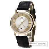 OMEGARef.5950-32 ルネッサンス 腕時計 K18ピンクゴールド/アリゲーター メンズ 【中古】【オメガ】