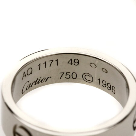 CARTIER/カルティエ ラブリング リング・指輪【ブランド品買取】