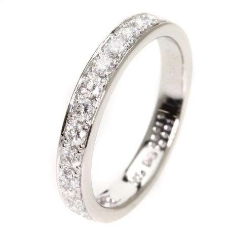 Gimel/ギメル ハーフエタニティ ダイヤモンド リング・指輪【ブランド品買取】