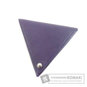 LOEWE 三角 コインケース レザー レディース 【】【ロエベ】