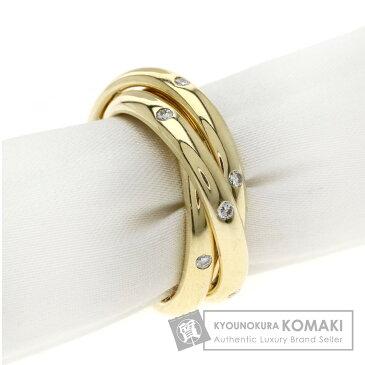 カルティエ コンステレーションリング/ダイヤモンド/#51 リング・指輪 K18イエローゴールド レディース 【中古】【CARTIER】