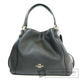 coach F57124 2WAY Tote Bag Leather Ladies 【second hand】【COACH】