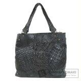 Select bag Exotic Leather Tote Bag Crocodile unisex 【second hand】【SELECT BAG】
