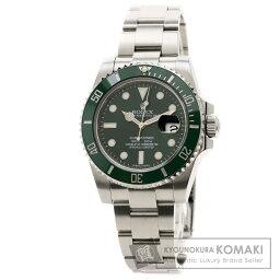 ロレックス 116610LV サブマリーナ デイト 腕時計 ステンレススチール/SS メンズ 【中古】【ROLEX】