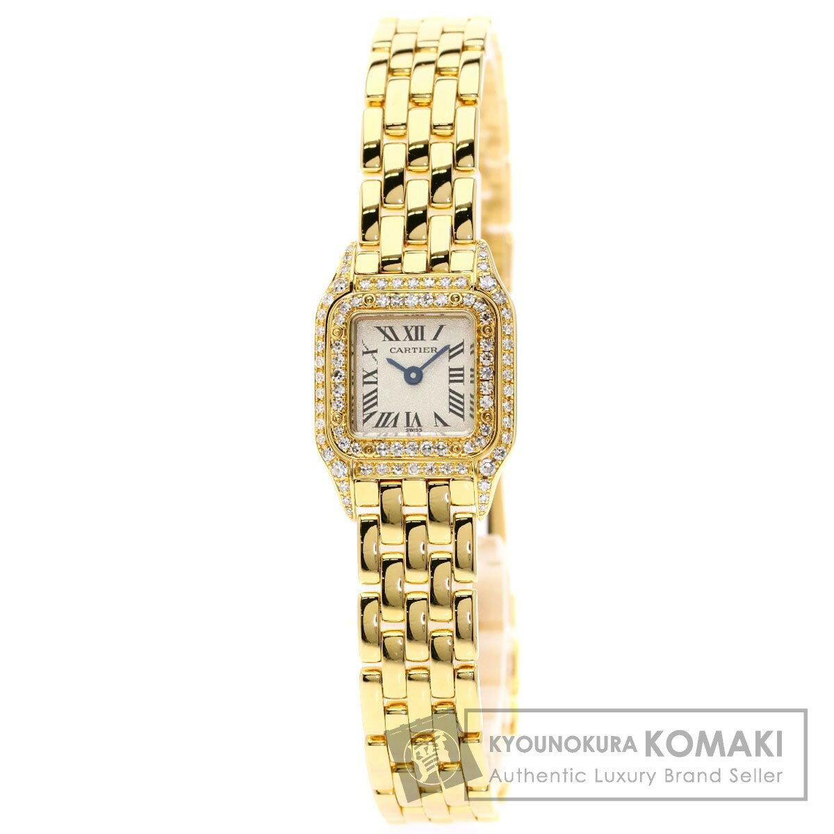 腕時計, レディース腕時計  WF3141BP 2 OH K18K18YG CARTIER