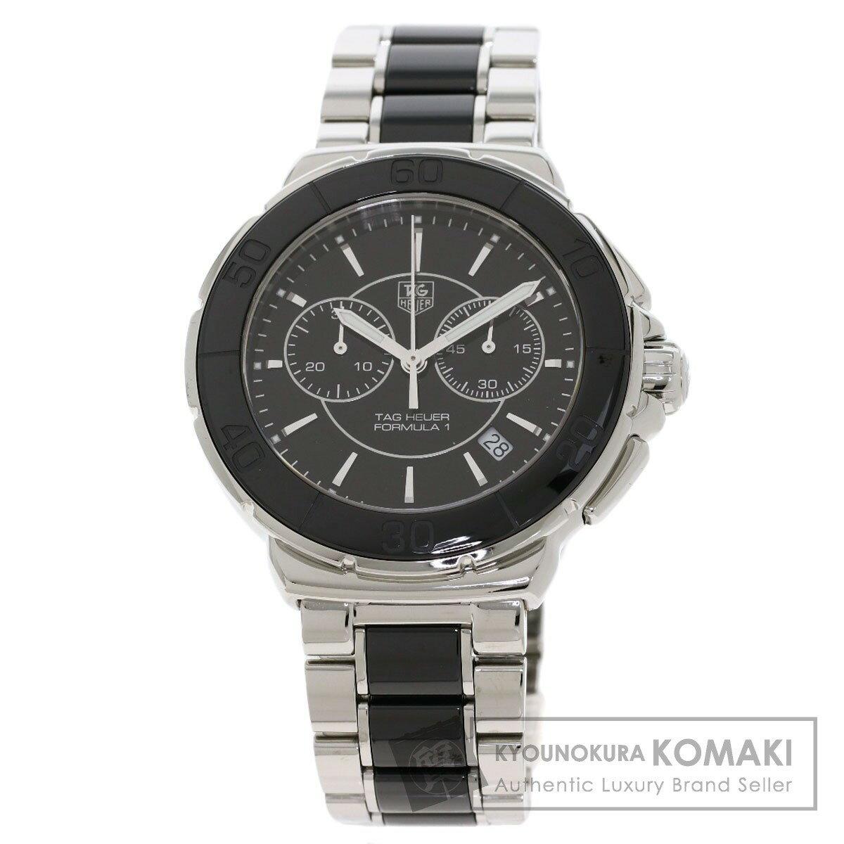 腕時計, メンズ腕時計 245!85()23:59 CAH1210 1 SSx TAG HEUER