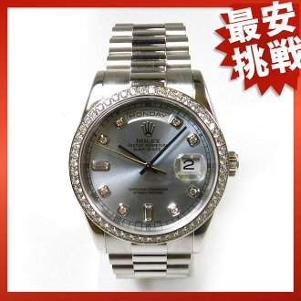 118346A ROLEX day-Date Watch