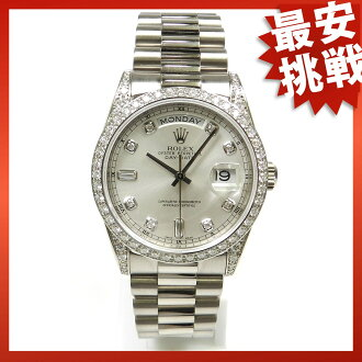 18389A ROLEX Oyster Perpetual Day-Date Watch