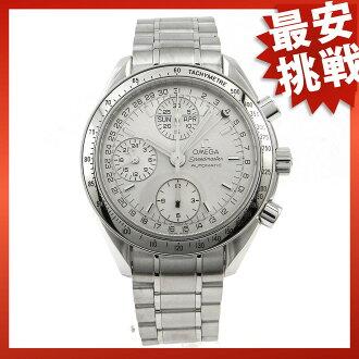 OMEGA Speedmaster triple calendar 3523-30 watch for men
