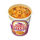 よしくらオンラインショップで買える「(まとめ)日清食品 カップ ヌードルトムヤムクンヌードル 75g 1ケース(12食)【×4セット】」の画像です。価格は15,650円になります。