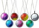 胸元に遊び心と彩りを 魔鏡ペンダント rainbow(受注生産品 納期 約二ヶ月)