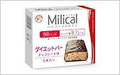 (112)ミリカル ダイエットバー チョコレート味 6本※発送までに10日ほどかかる場合がございます