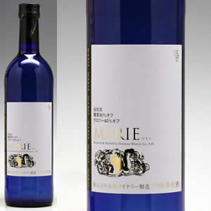 島根わいん(ワイン) MARIE 甘味12% 白 600ml