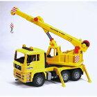知育玩具模型MANクレーントラック1/16模型