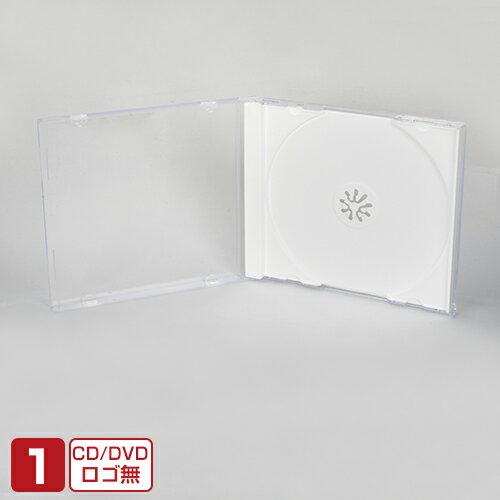 記録用メディアケース, CD・DVDケース 100CDDVD 1 10mm PS-002