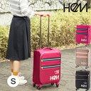 HeM(ヘム) スーツケース 機内持込 キャリーケース キャビンサイズS リーベジッパー 小型 TSAロック 超軽量4輪スーツケース キャリーバッグ 旅行かばん【送料無料】  10P18Jun16【new_d19】