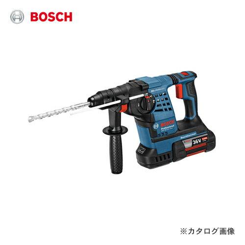 【数量限定特価】ボッシュ BOSCH GBH36V-PLUS 36V 4.0Ah バッテリーハンマードリル(SDSプラスシャンク):KanamonoYaSan  KYS
