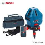 ボッシュ BOSCH GLL5-50XSET レーザー墨出し器 受光器付
