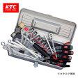 【エントリーでポイント5倍】KTC 工具セット(片開きメタルケースタイプ) 24点 SK3249S