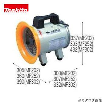 マキタ送排風機MF302