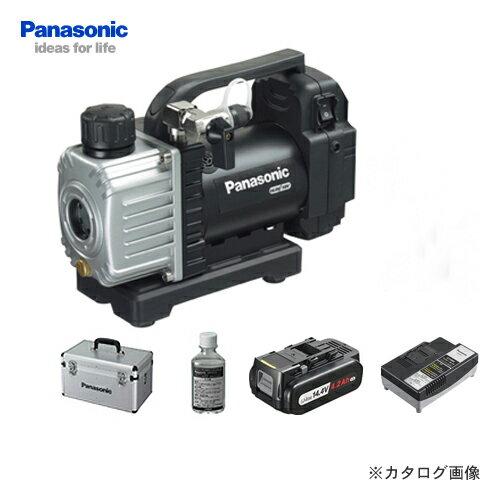 パナソニック Panasonic EZ46A3LS1F-B 真空ポンプ (14.4V 4.2Ahバッテリー・充電器・ケースセット):KanamonoYaSan  KYS
