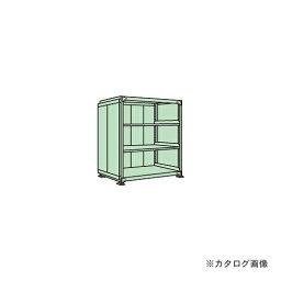【送料別途】【直送品】サカエ SAKAE 中量棚PB型パネル付 PB-9124