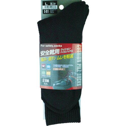 靴下・レッグウェア, 靴下  2 L S-811-BK-L