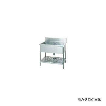 タニコー一槽シンクTX-1S-45