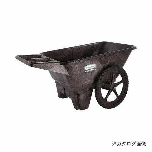 ラバーメイド ビッグホイールカート ブラック 564207:KanamonoYaSan  KYS