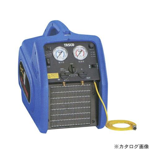 【廃番】タスコ TASCO TA110X 冷媒回収装置 (ツインサンダー) 220:KanamonoYaSan  KYS