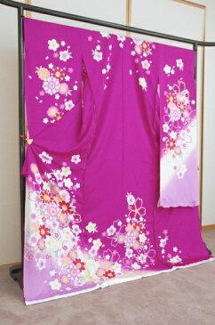 振袖 furi-10030202-ban 桃紫 最高の振袖で思い出にのこる成人式を!【楽ギフ_包装】