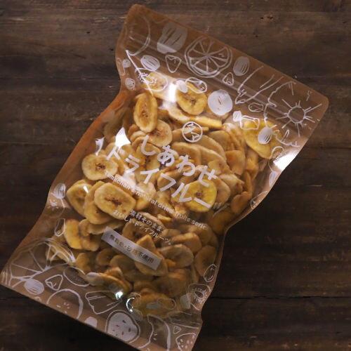 【送料無料】ドライバナナチップス(450g/フィリピン産)カリッと食感とバナナの甘みがクセになる!食物繊維たっぷりの美味しいドライバナナチップスです。|保存料不使用・防腐剤不使用Naturaldrybananachipsdryfruit