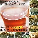 お試しモニター国産21世紀健美茶5g×1包国産茶葉21種類ブレンドした健康茶今年の夏の水分補給を...