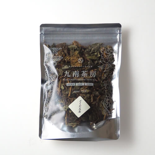 【送料無料】どくだみ茶近年注目される抗糖化にもおススメの健康茶葉|お茶 健康飲料 健康食品 女性 プレゼント ギフト 美容 自然の都タマチャンショップ 御茶 ドクダミ茶