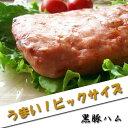 【宮崎県激ウマ グルメ!最高級黒豚ハム】霧島黒豚ミートローフ 250g