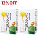 【12%OFF】キューサイ はちみつ青汁 粉末 スティックタイプ(7g×30包入/箱)2箱まとめ買い