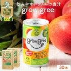 九州GreenFarmgrowgree(グロー・グリー)30本青汁ギフト九州産国産
