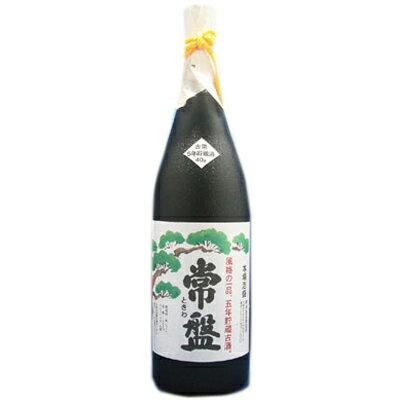 常盤 5年古酒 40°1800ml【RCP】